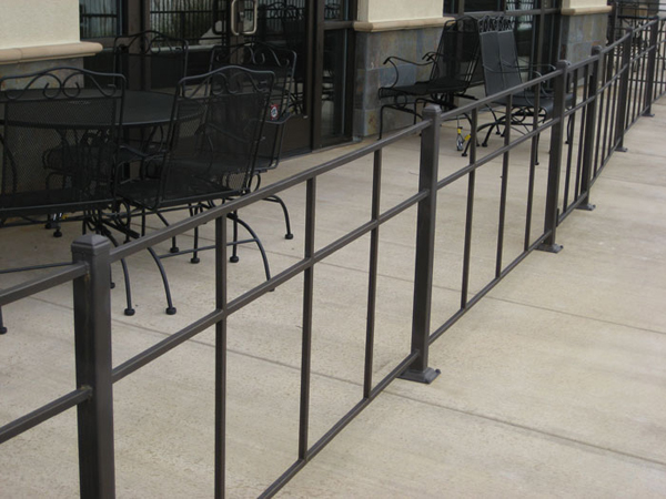 ADA Compliant Railings Sacramento