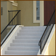 Wrought Iron Railings Sacramento