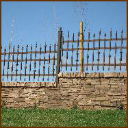 Wrought Iron Fence Sacramento