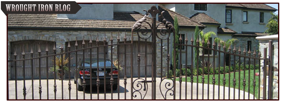 Iron Gates, Railings and Fencing
